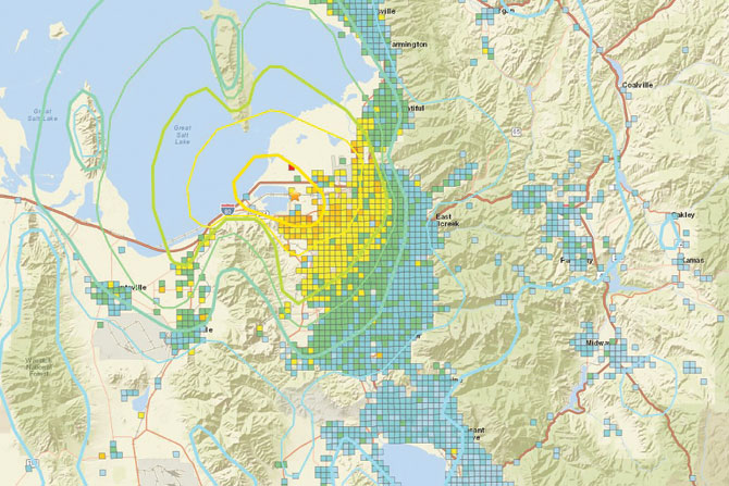 """The """"Big One"""" — A Wasatch Fault Earthquake and Its Effect on Buildings"""