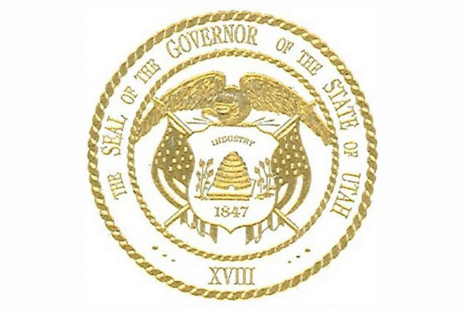Utah Governor's Seal